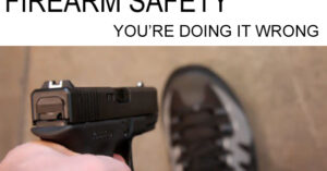Concealed Carry On Campus Shoots Itself In The Foot, Literally.