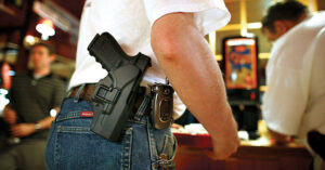Open Carry Of Handguns May Be Coming To Texas; HuffPost Needs To Work On It's Editing, And The Guardian Is On Crack