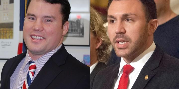 Reps Flynn and Bizzarro