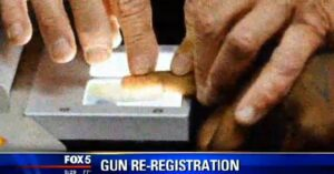 DC Loses Fingerprints, Requires Gun Owners To Register Again, Plus A Look At The New Requirements
