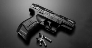Man Open Carrying New Handgun Gets Robbed At Gunpoint And Gives Robber His Gun