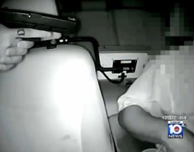 [VIDEO] Cab Driver Robbed At Gunpoint Caught On Camera; DC Police Chief Cathy Lanier Take Note