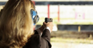 Former Florida Physician Teaches Women How To Shoot