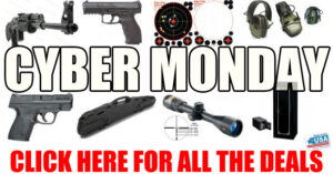 CYBER MONDAY Deals On Firearms And Accessories