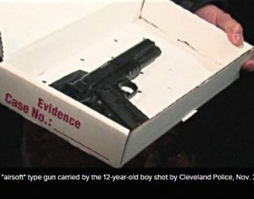 Boy Carrying BB Gun Has Died After Being Shot By Cleveland Police Officer