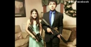 Teens Suspended For Holding Guns In Homecoming Pictures