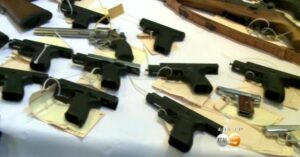Los Angeles Proposal to Require Gun Owners To Store Firearms in Locked Containers