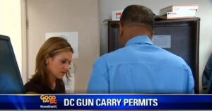 "[VIDEO] DC PD Employee On The 2nd Amendment; ""I believe when the Second Amendment was written, that was more or less for when the British were coming."""