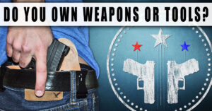Pet Peeve: Here Is Why I Never Use The Word Weapon When Describing My Firearms