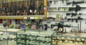 FBI: Crime Down, Gun Purchases Up In 2013