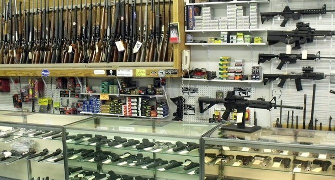 Pd Tells Gun Shops In Ferguson Area To Stop Selling Guns And Remove