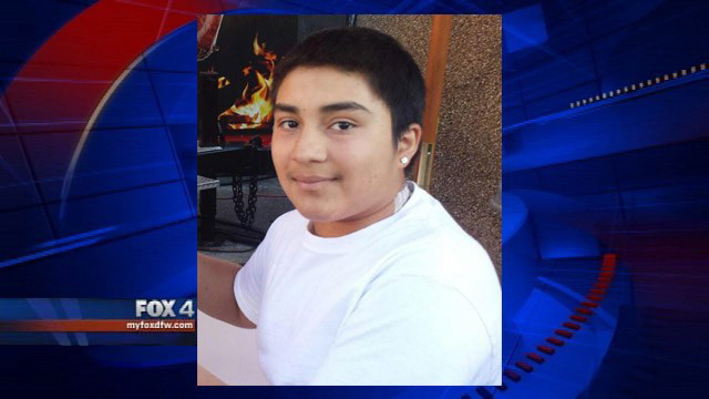 Texas teen gunned down