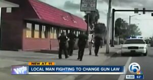 Florida Man Fights to Overturn Open Carry Ban