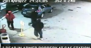 [CCW IN ACTION] Three Robbers Enter Gas Station, Only One Leaves Alive