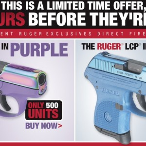 limited-edition-ruger-lcp-blue-purple