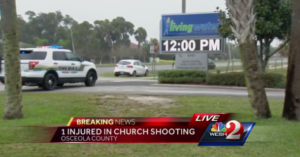 BAD EGG: Florida Pastor Fires Back At Gunman In Church, Both Permit Holders