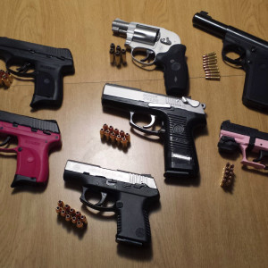Handguns for beginners