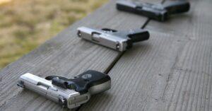 Range Gun VS Carry Gun