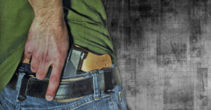 Illegal Concealed Carrier Stops Mass Shooting: What Should Happen?