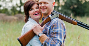 Walmart Employee Refuses To Print Engagement Photo For Couple Holding Shotgun, Citing Gang Culture
