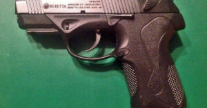 [FIREARM REVIEW] Beretta PX4 Storm Compact 9mm