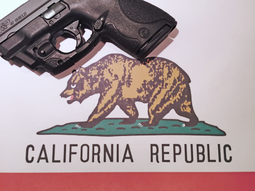 Concealed Carry In California; A Look At The Process Of Obtaining A ...