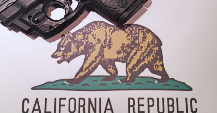 Concealed Carry In California; A Look At The Process Of Obtaining A Permit