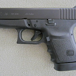 Glock 36 Closeup