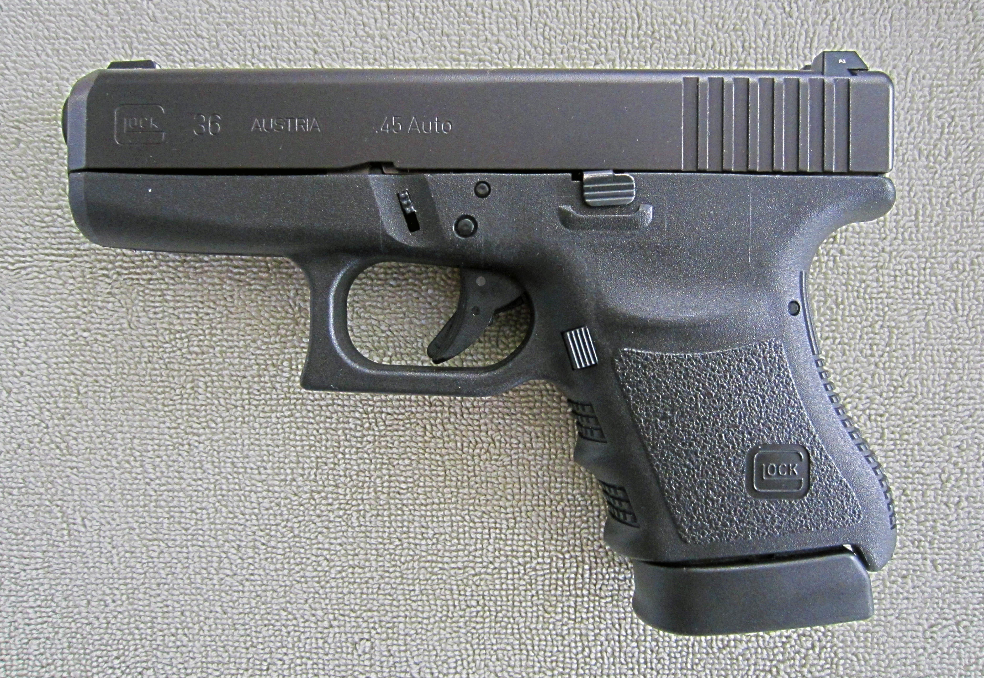 FIREARM REVIEW] Glock 36 Review For Concealed Carry – Concealed Nation