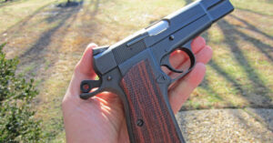 [FIREARM REVIEW] Oldies But Goodies: The Browning Hi-Power