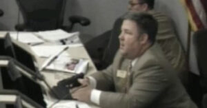 CAUGHT ON CAMERA: City Council Meeting Interrupted By Gunfire, Council Member Draws Firearm