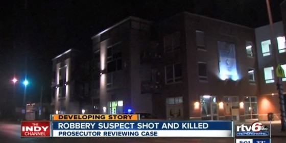 A Man And His Pregnant Fiance Wrestle Gun Away From Home Intruder, Turning The Tables