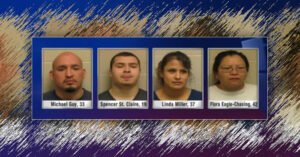 Armed Citizen Stops Assault And Robbery, Four Degenerates Arrested
