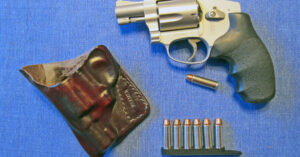 [FIREARM REVIEW] Revolvers for Concealed Carry: The S&W Airweight