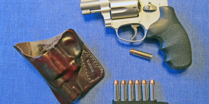 FIREARM REVIEW] Revolvers for Concealed Carry: The S&W Airweight