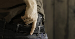 Irresponsible Concealed Carry In Action: Permit Holder Chases Down Robbers For 2nd Gunfight