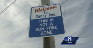 "PA Township Puts Up ""Not A Gun Free Zone"" Signs"