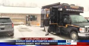 [VIDEO] Another Pharmacist Robbed, Except This Pharmacist Had A Gun