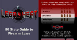 [APP REVIEW] The Legal Heat Smartphone App