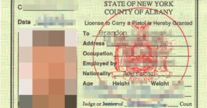 It happened. I'm the owner of the elusive New York State Non-Resident Concealed Carry Permit. Still Unrestricted.