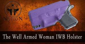[HOLSTER REVIEW] The Well Armed Woman IWB Holster – Not Just For Women