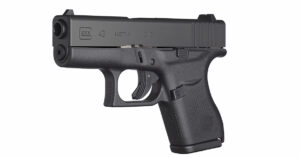 Introducing The Glock 43, Glock's Very First Single Stack 9mm