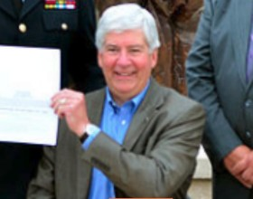[BREAKING] Governor Snyder Signs Michigan Concealed Carry Reform