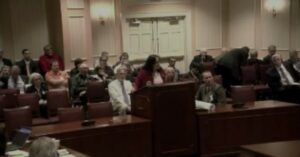 [VIDEO] Rape Survivor Lets Maryland Lawmakers Have It Over Anti-Gun Law
