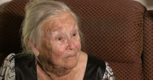 "92-Year-Old Blind Woman Scares Off Burglars With Gun, ""Come on in, boys! The police won't take you away, the morgue will."""