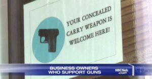 Armed Store Owner Stops Brutal Knife Attack
