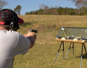[VIDEO] What Bullets Do In Real Life: Car Windshields, Drywall, Plywood and More