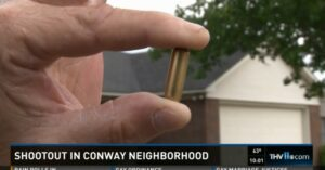 Armed Robbery Victim Shoots Back, 20 Rounds Fired