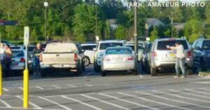 [VIDEO] Concealed Carrier Stops Attack On Elderly Man In Kroger Parking Lot