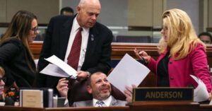 Nevada Lawmakers Kill Measure That Would Have Allowed Campus Carry, One Official Storms Off Assembly Floor
